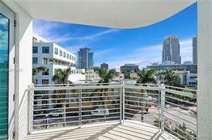 Photo of 110 Washington Ave #1507, Miami Beach, FL 33139 (MLS # A10461908)