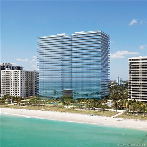 Photo of 10203 Collins Ave #PH01N, Bal Harbour, FL 33154 (MLS # A10870908)