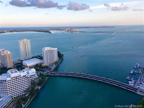 Photo of 495 Brickell Ave #4701, Miami, FL 33131 (MLS # A10904908)