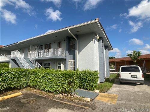 Photo of 4050 NW 135th St #25-9, Opa-Locka, FL 33054 (MLS # A10948908)