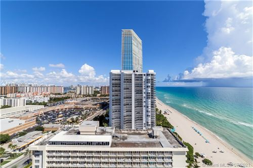 Photo of 16699 Collins Ave #1807, Sunny Isles Beach, FL 33160 (MLS # A11070908)
