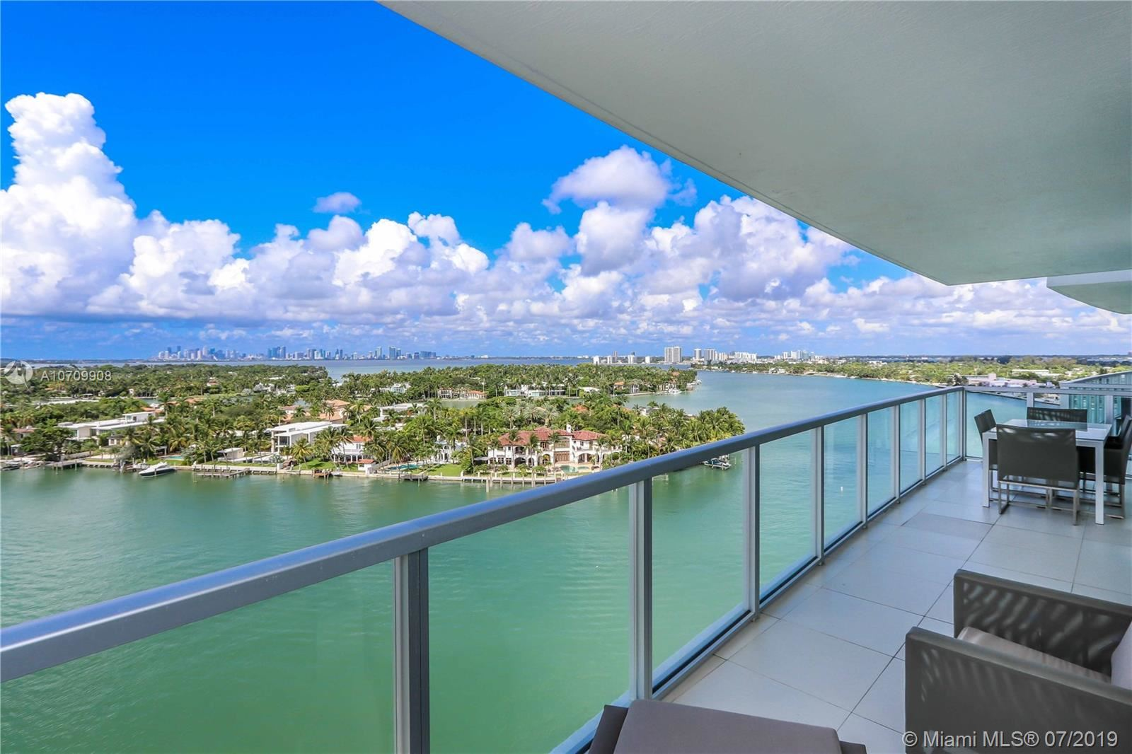 6700 INDIAN CREEK DR #1406, Miami Beach, FL 33141 - #: A10709908