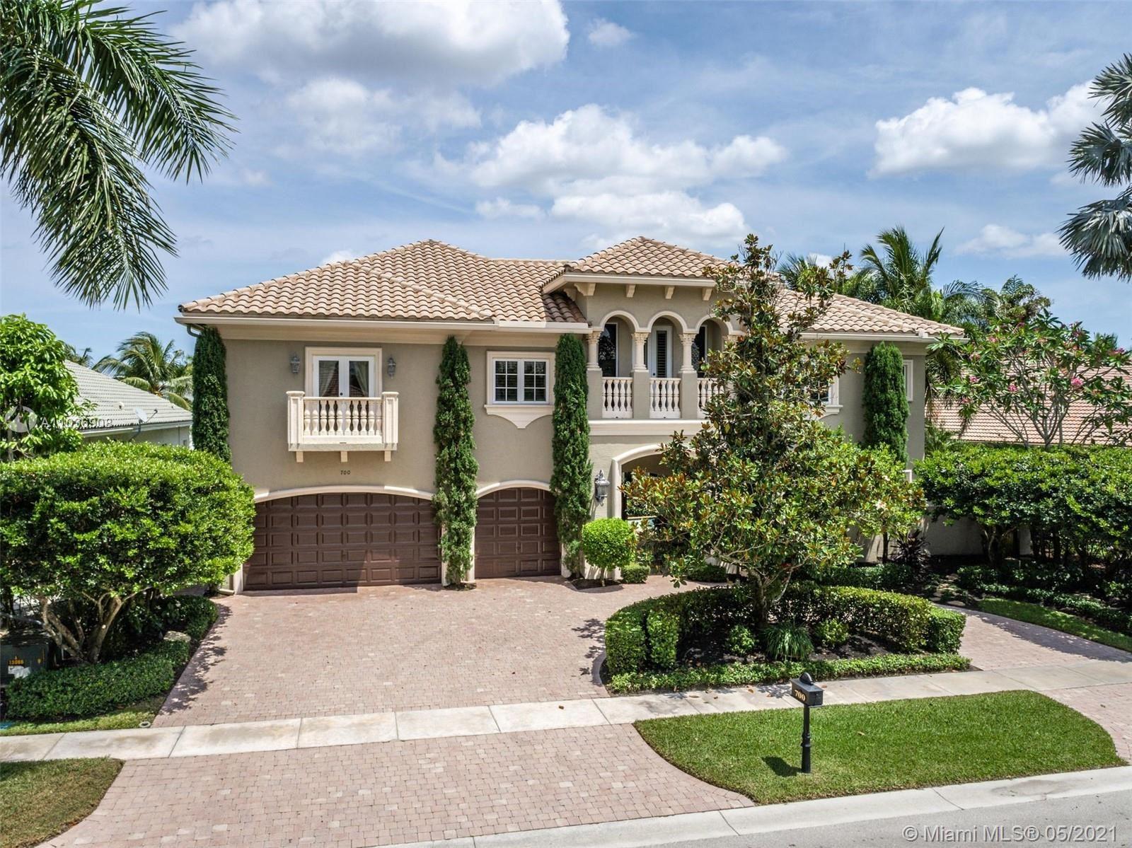 700 Baldwin Palm Ave, Plantation, FL 33324 - #: A11036908