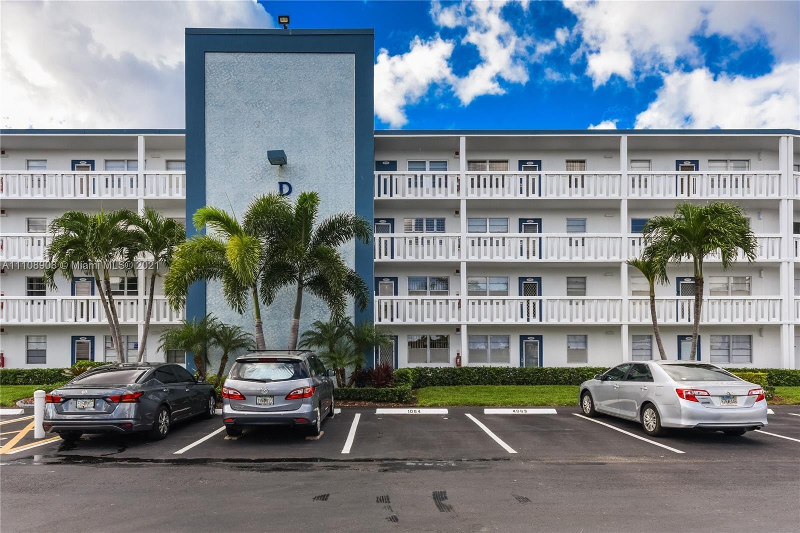 3063 Exeter D #3063, Boca Raton, FL 33434 - #: A11108908