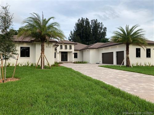 Photo of 650 NW 118th Ave, Plantation, FL 33325 (MLS # A10810909)
