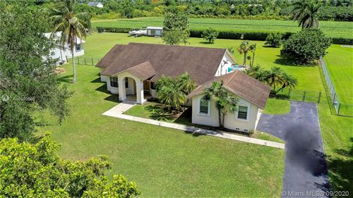 Photo of Listing MLS a10859909 in 18450 SW 244 St Homestead FL 33031