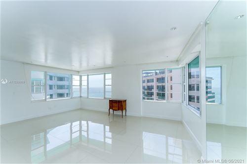 Photo of 5255 Collins Ave #12A, Miami Beach, FL 33140 (MLS # A11039909)