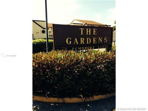 Photo of 11258 TAFT ST #11258, Pembroke Pines, FL 33026 (MLS # A11058909)