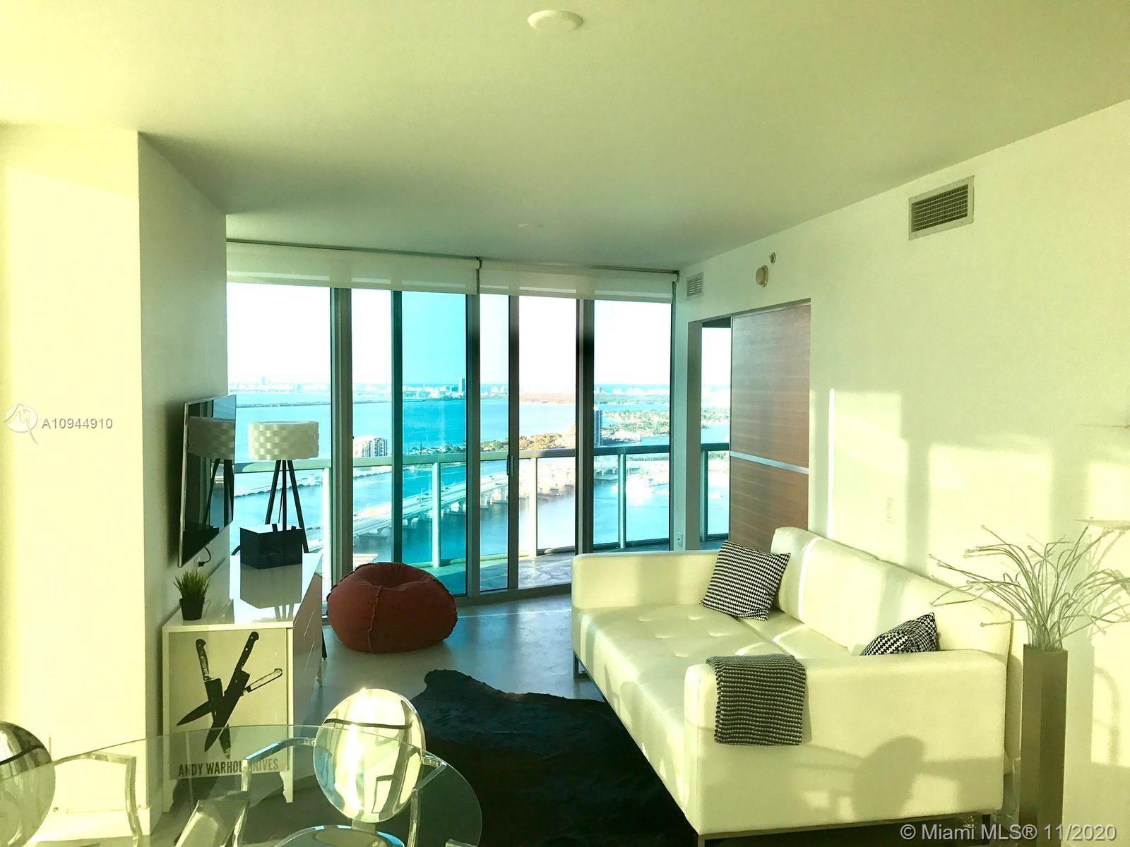 Photo of 888 Biscayne Blvd #4312, Miami, FL 33132 (MLS # A10944910)