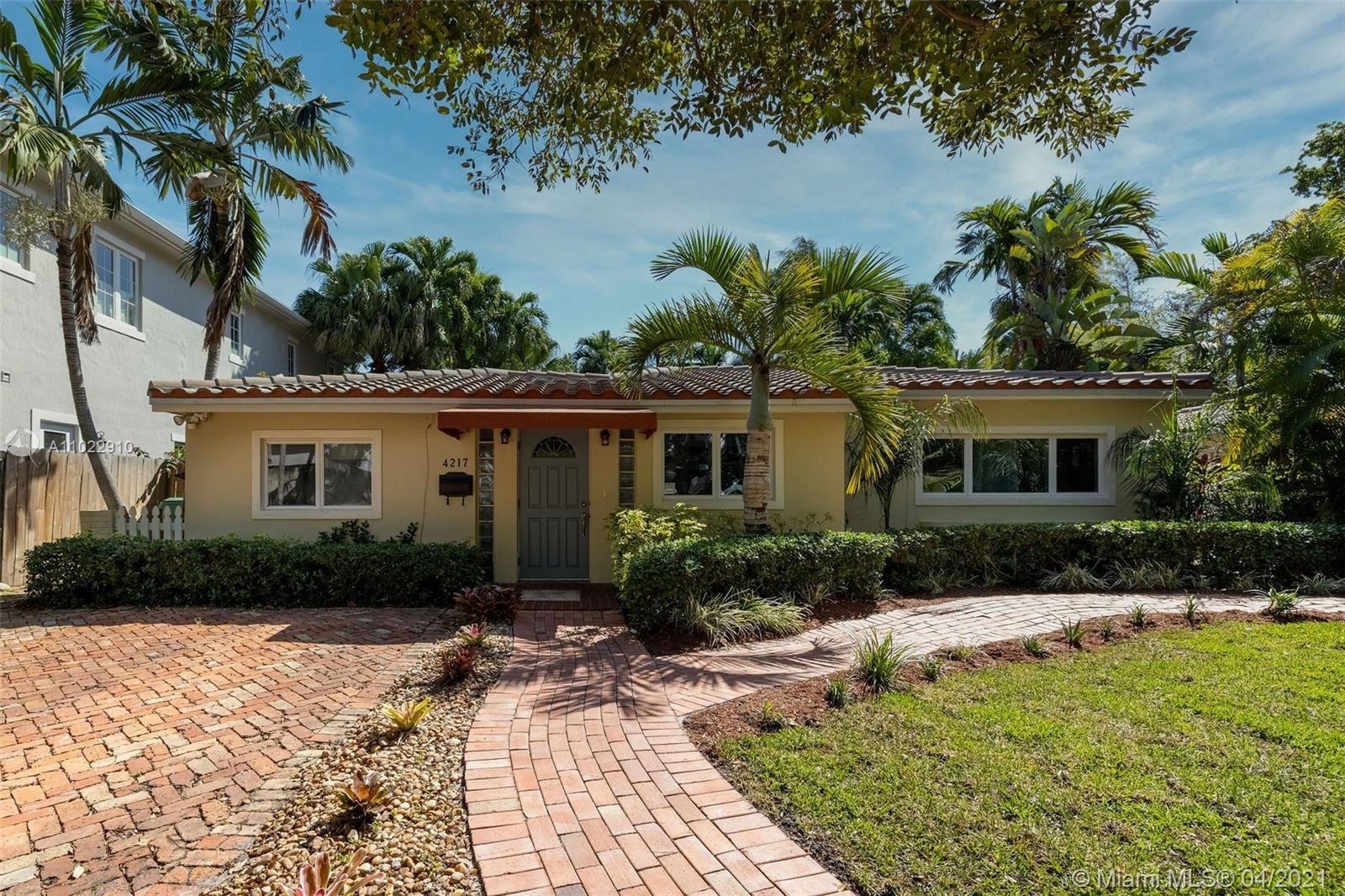 4217 Anne Ct, Miami, FL 33133 - #: A11022910