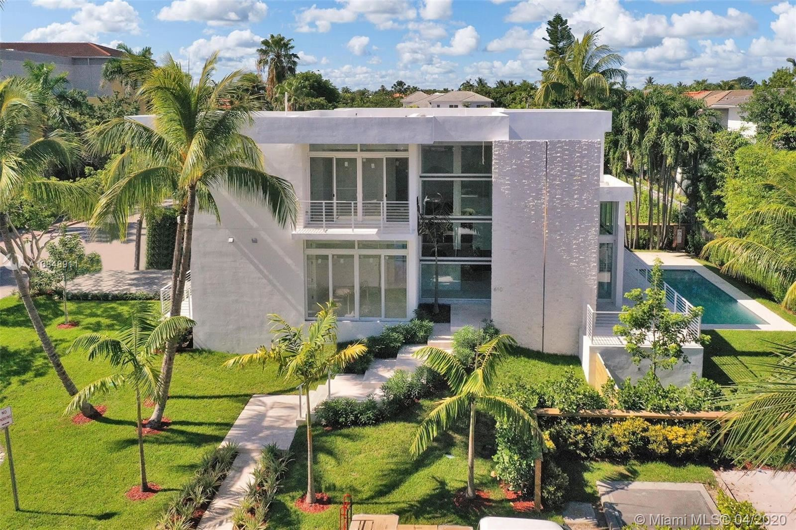 610 Ridgewood Rd, Key Biscayne, FL 33149 - #: A10848911