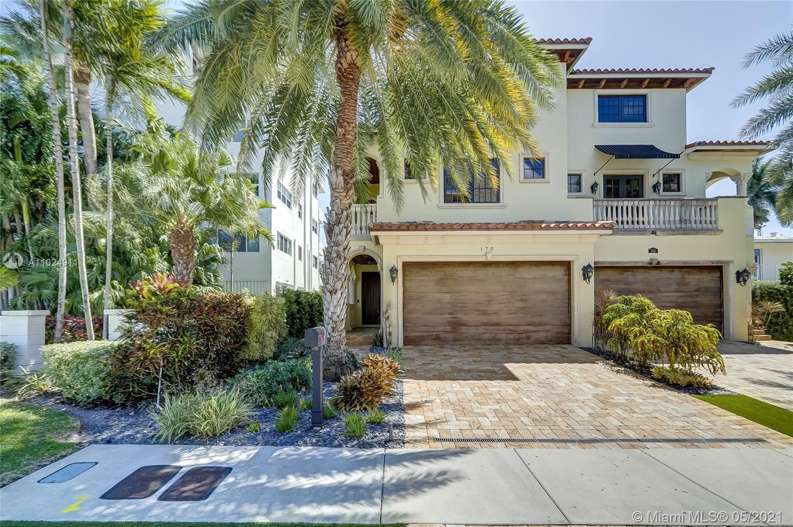 170 Isle Of Venice Dr #170, Fort Lauderdale, FL 33301 - #: A11024911
