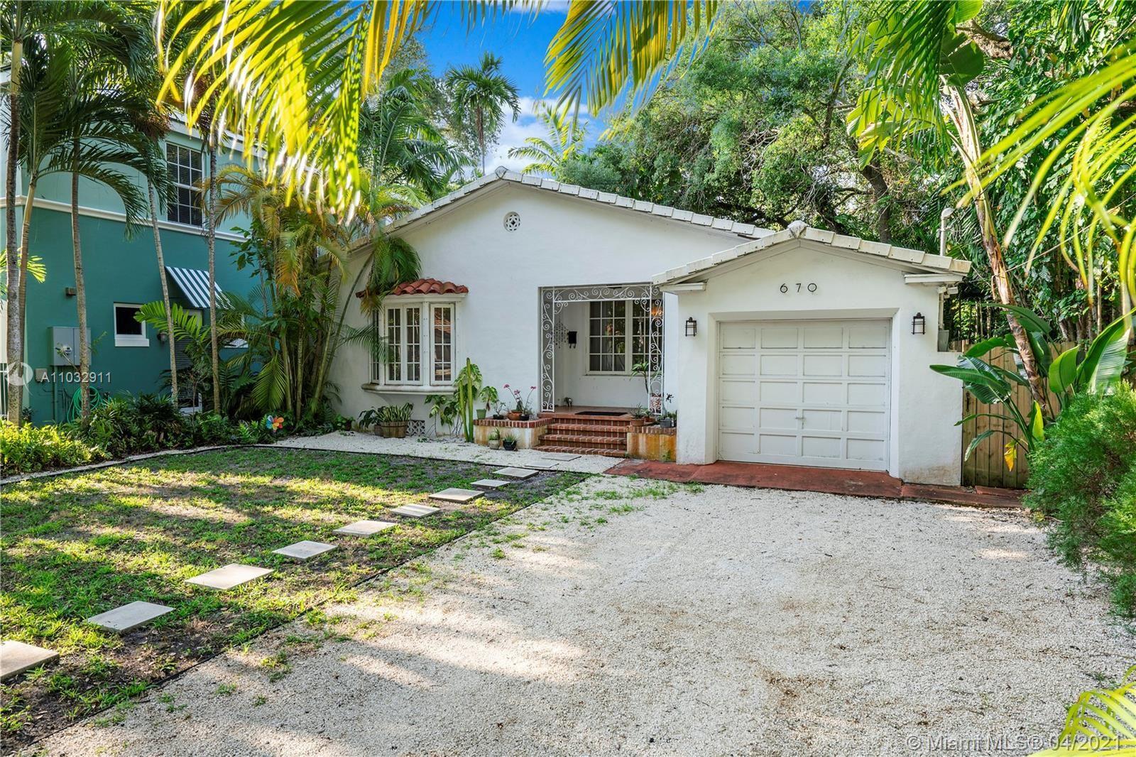 670 NE 69th St, Miami, FL 33138 - #: A11032911