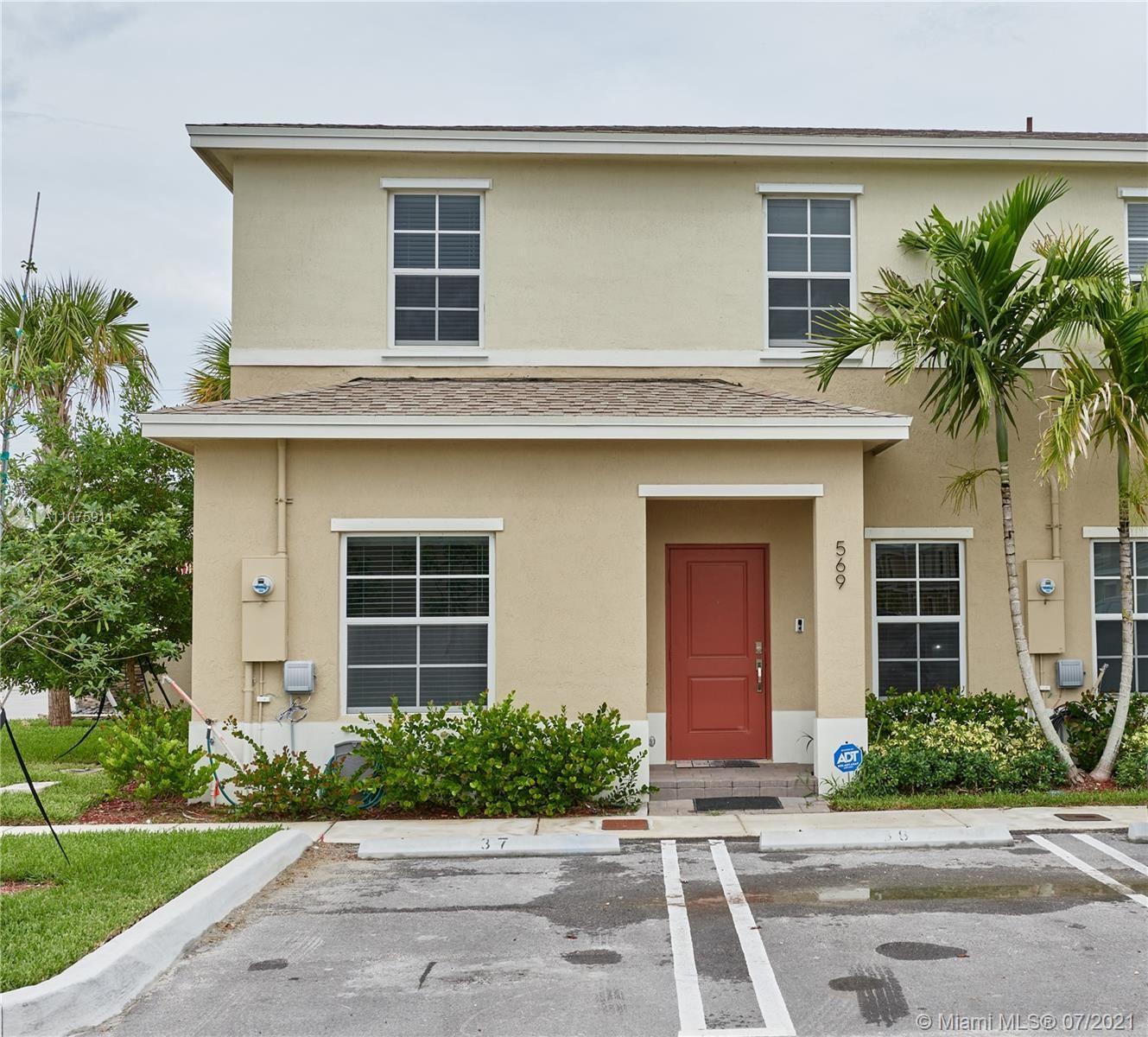 569 NE 5th Pl, Florida City, FL 33034 - #: A11075911