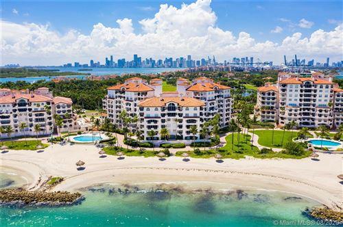 Photo of 7942 Fisher Island Dr #7942, Miami Beach, FL 33109 (MLS # A10907912)