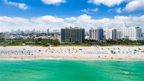 Photo of 1455 Ocean Dr #1409, Miami Beach, FL 33139 (MLS # A11109912)