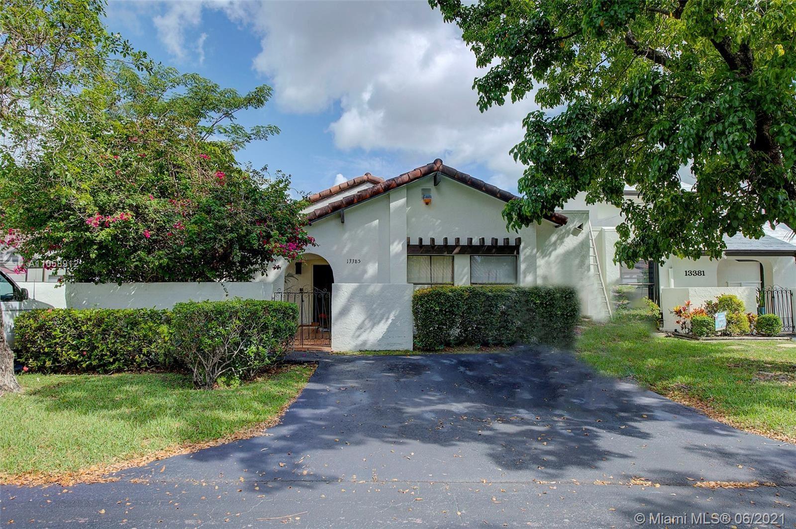13385 SW 115th Ter #0, Miami, FL 33186 - #: A11058912