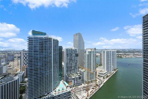 Photo of 485 Brickell Ave #4703, Miami, FL 33131 (MLS # A10861913)