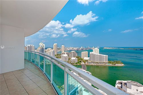 Photo of 950 Brickell Bay Dr #3611, Miami, FL 33131 (MLS # A10965913)