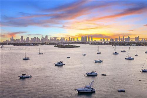 Photo of 1500 Bay Rd #N-1115, Miami Beach, FL 33139 (MLS # A11059913)