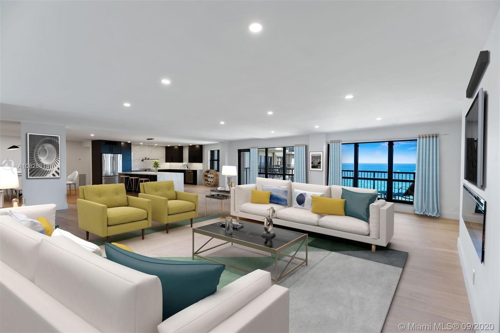 1800 S Ocean Blvd #1009, Lauderdale by the Sea, FL 33062 - #: A10828913