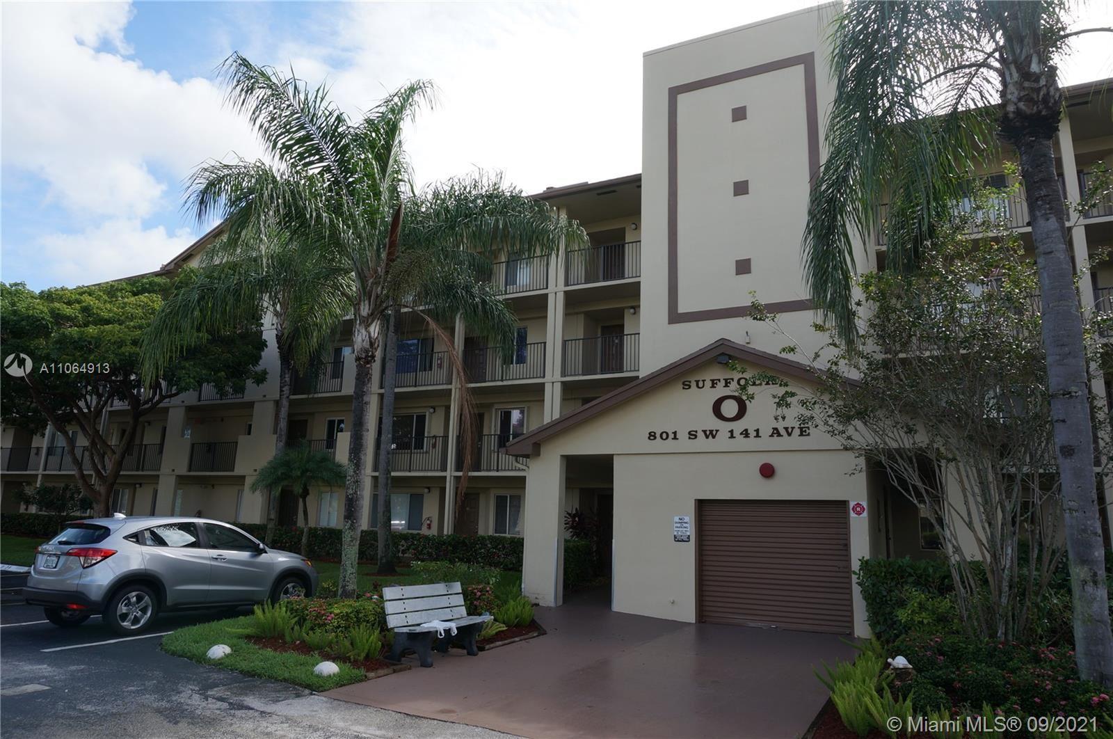 801 SW 141st Ave #304O, Pembroke Pines, FL 33027 - #: A11064913