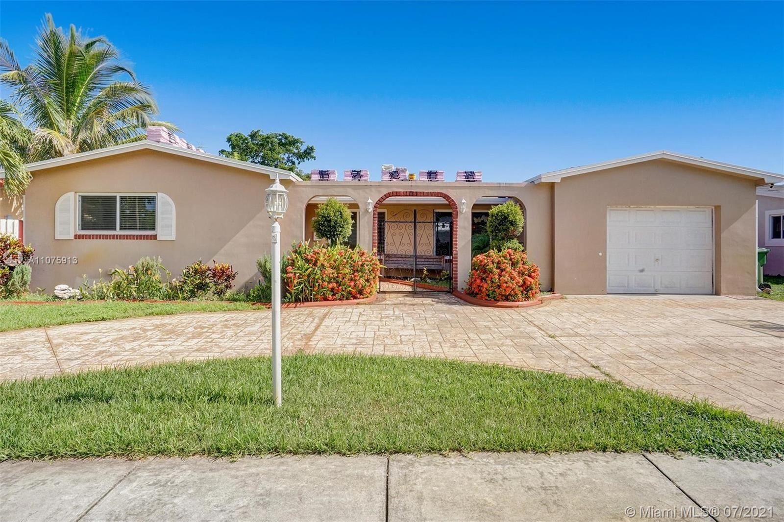 8450 NW 19th St, Pembroke Pines, FL 33024 - #: A11075913