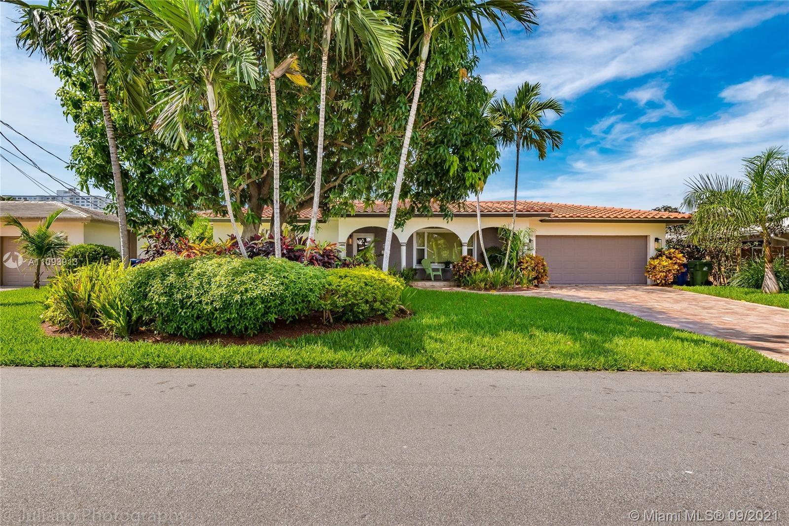 3300 NE 40th Ct, Fort Lauderdale, FL 33308 - #: A11093913