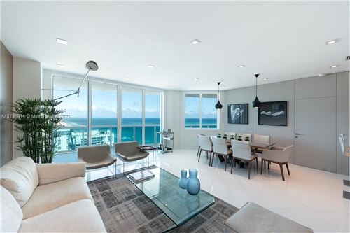 Photo of 2711 S Ocean Dr #3301, Hollywood, FL 33019 (MLS # A10791914)