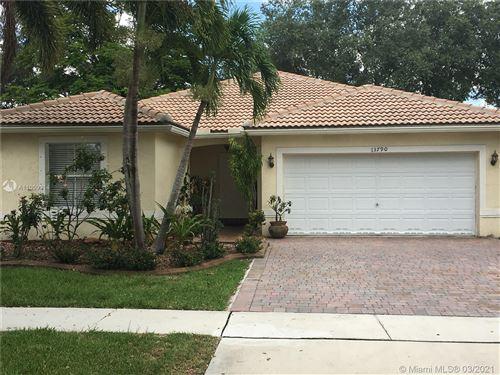Photo of 13790 SW 32nd St, Miramar, FL 33027 (MLS # A11009914)