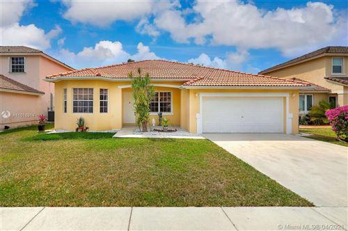 Photo of 14676 SW 159th Pl, Miami, FL 33196 (MLS # A11016914)