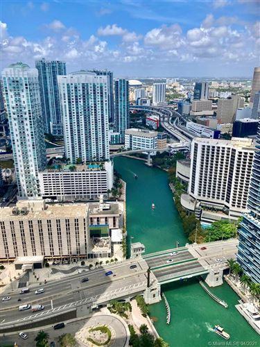 Photo of 465 BRICKELL AV #4204, Miami, FL 33131 (MLS # A11019914)