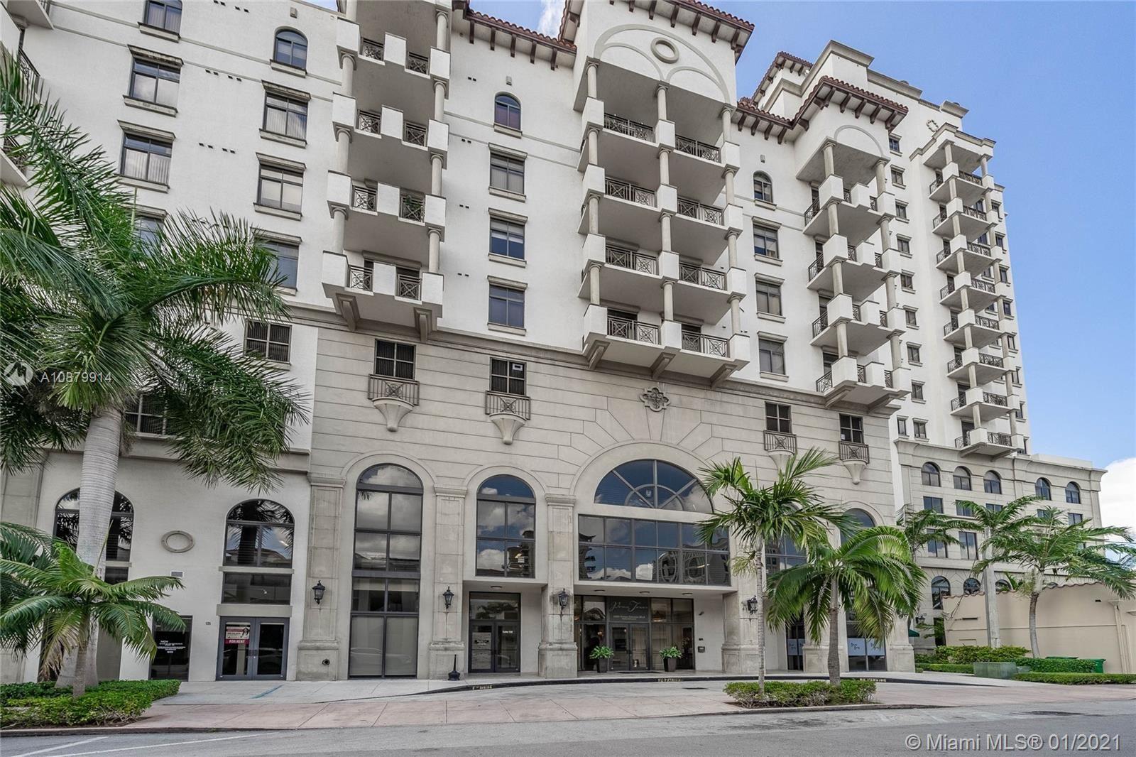 1805 Ponce De Leon Blvd #632, Coral Gables, FL 33134 - #: A10879914