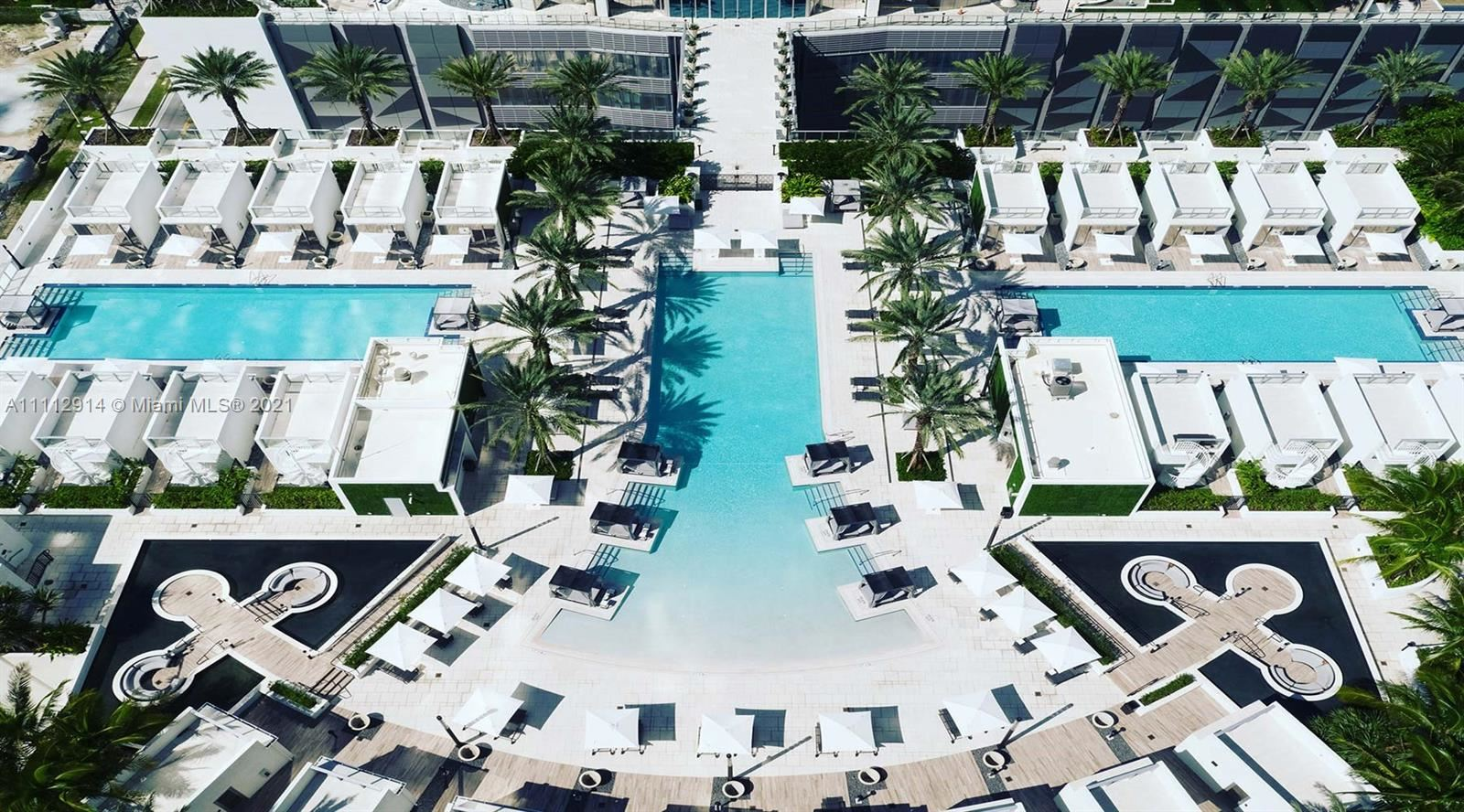 851 NE 1 #3809, Miami, FL 33132 - #: A11112914