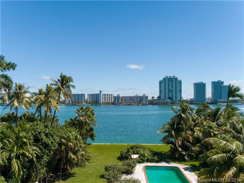 Photo of Listing MLS a10746916 in 34 Star Island Dr Miami Beach FL 33139