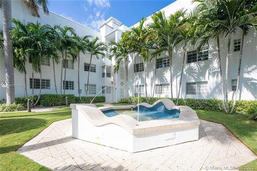 Foto de 1300 Pennsylvania Ave #201, Miami Beach, FL 33139 (MLS # A10779916)