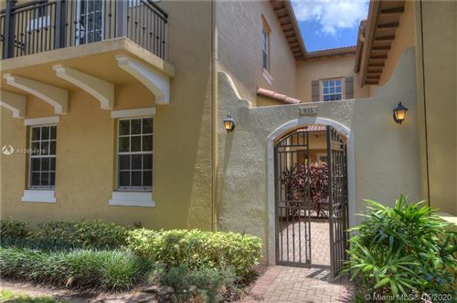 Photo of Listing MLS a10854916 in 935 SW 147th Ter #935 Pembroke Pines FL 33027
