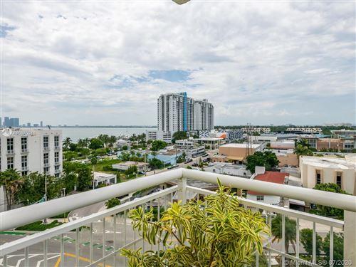 Foto de 1688 WEST AVE #905, Miami Beach, FL 33139 (MLS # A10870916)