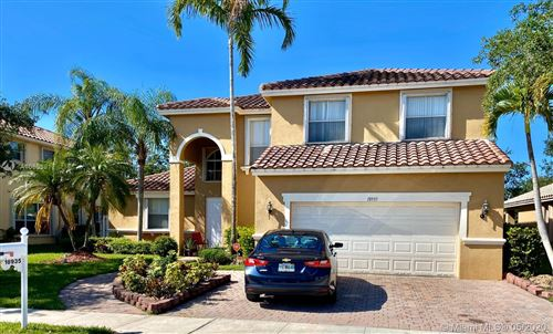 Photo of Listing MLS a10853917 in 18935 SW 15th St Pembroke Pines FL 33029