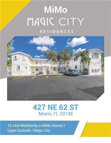 Photo of 427 NE 62nd St, Miami, FL 33138 (MLS # A11113917)