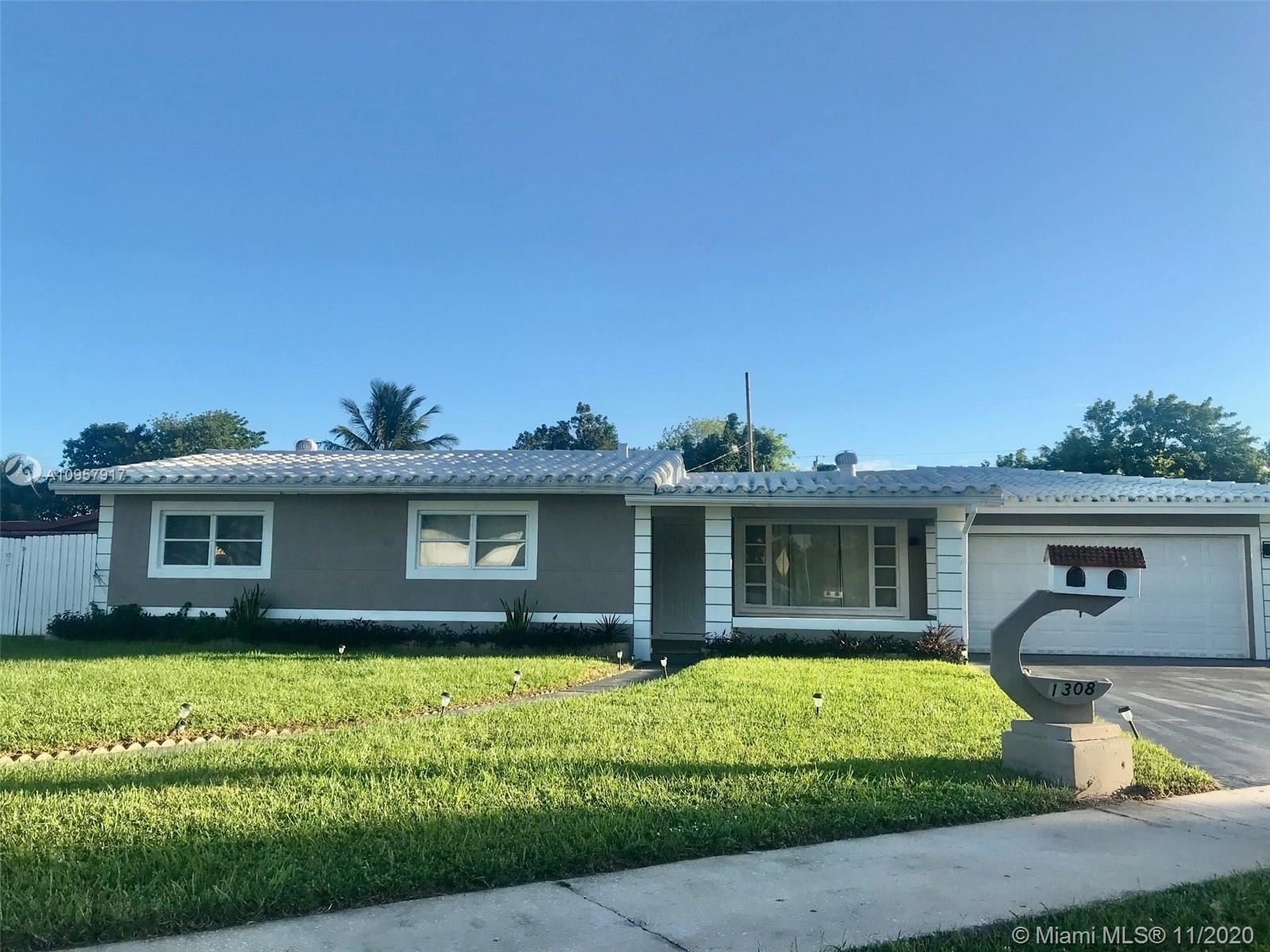 1308 NW 16th St, Fort Lauderdale, FL 33311 - #: A10957917