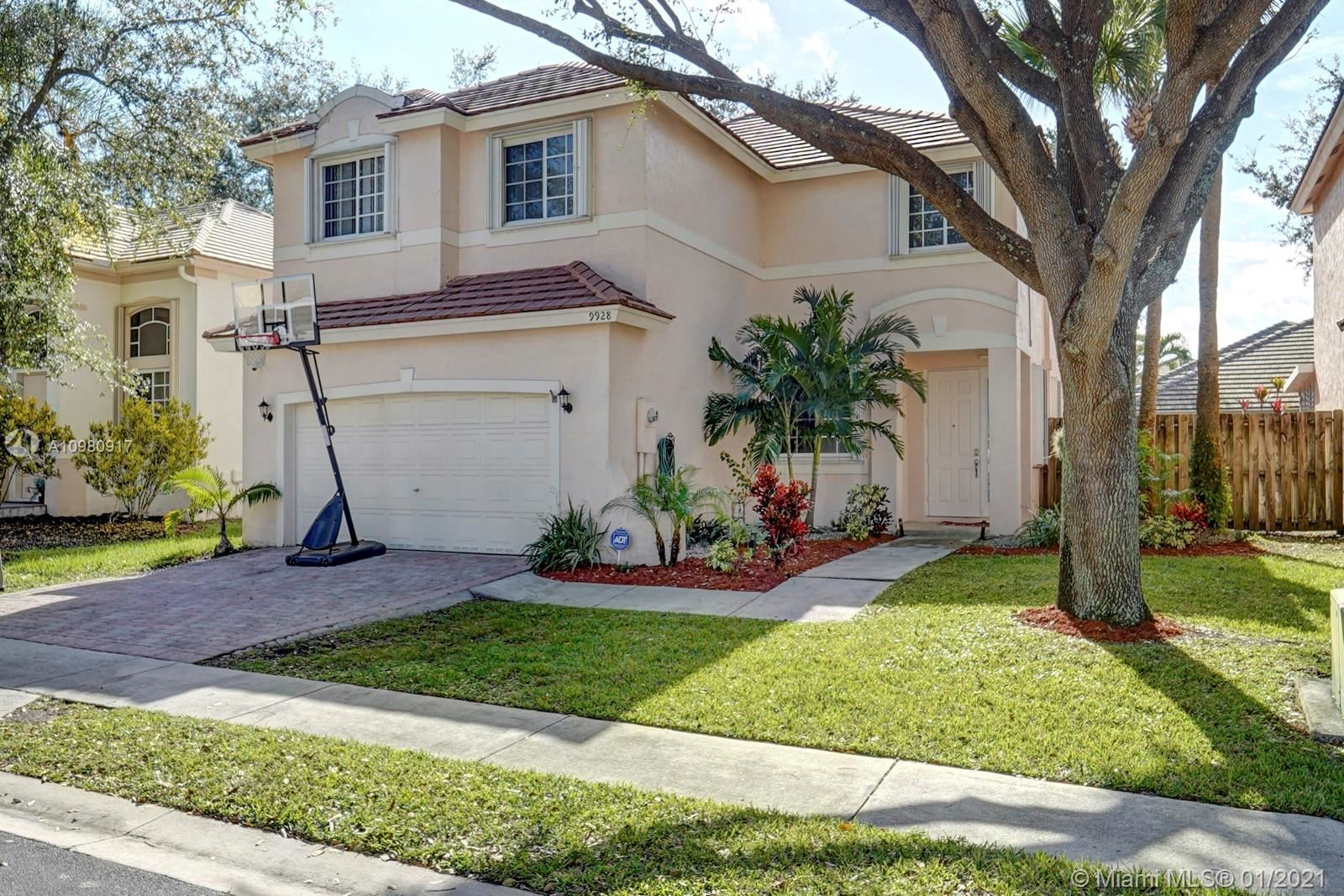 9928 NW 19th St, Pembroke Pines, FL 33024 - #: A10980917