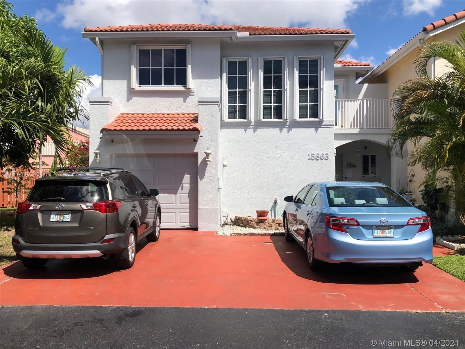 15863 SW 86th Ter, Miami, FL 33193 - #: A11024917