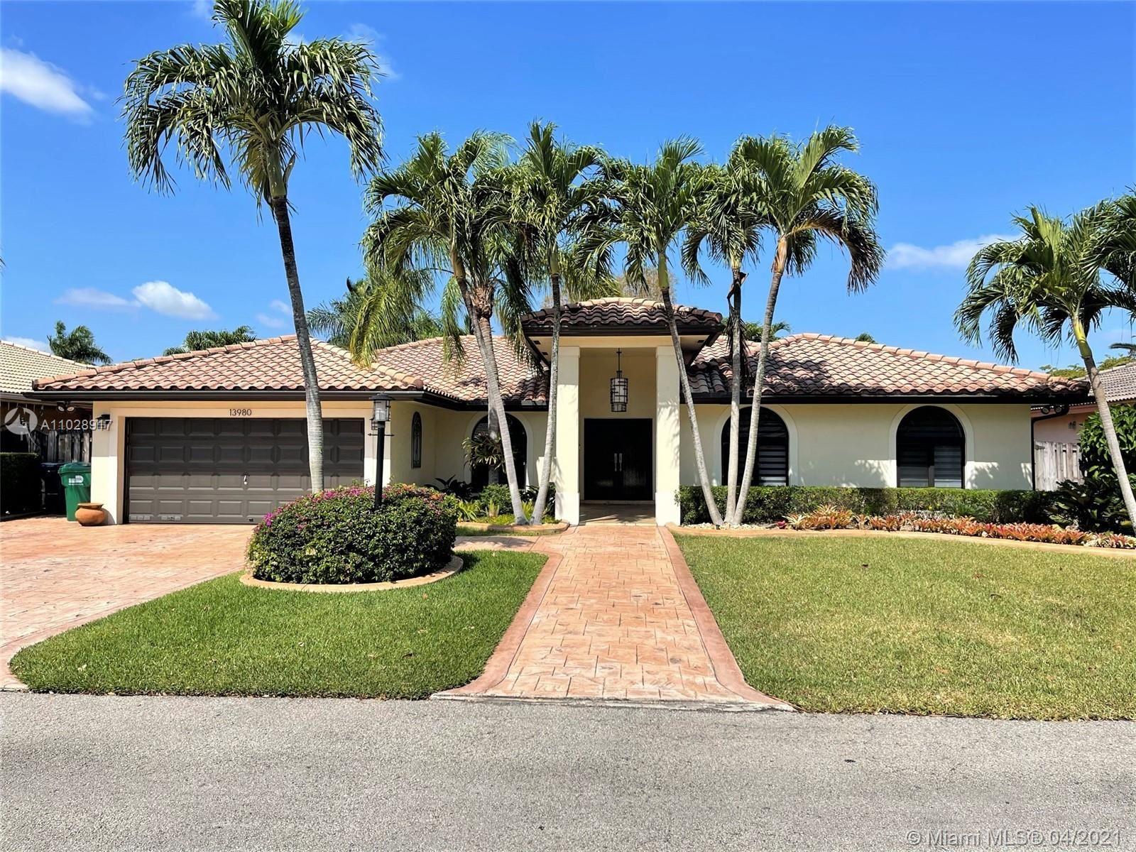 13980 SW 152nd Pl, Miami, FL 33196 - #: A11028917