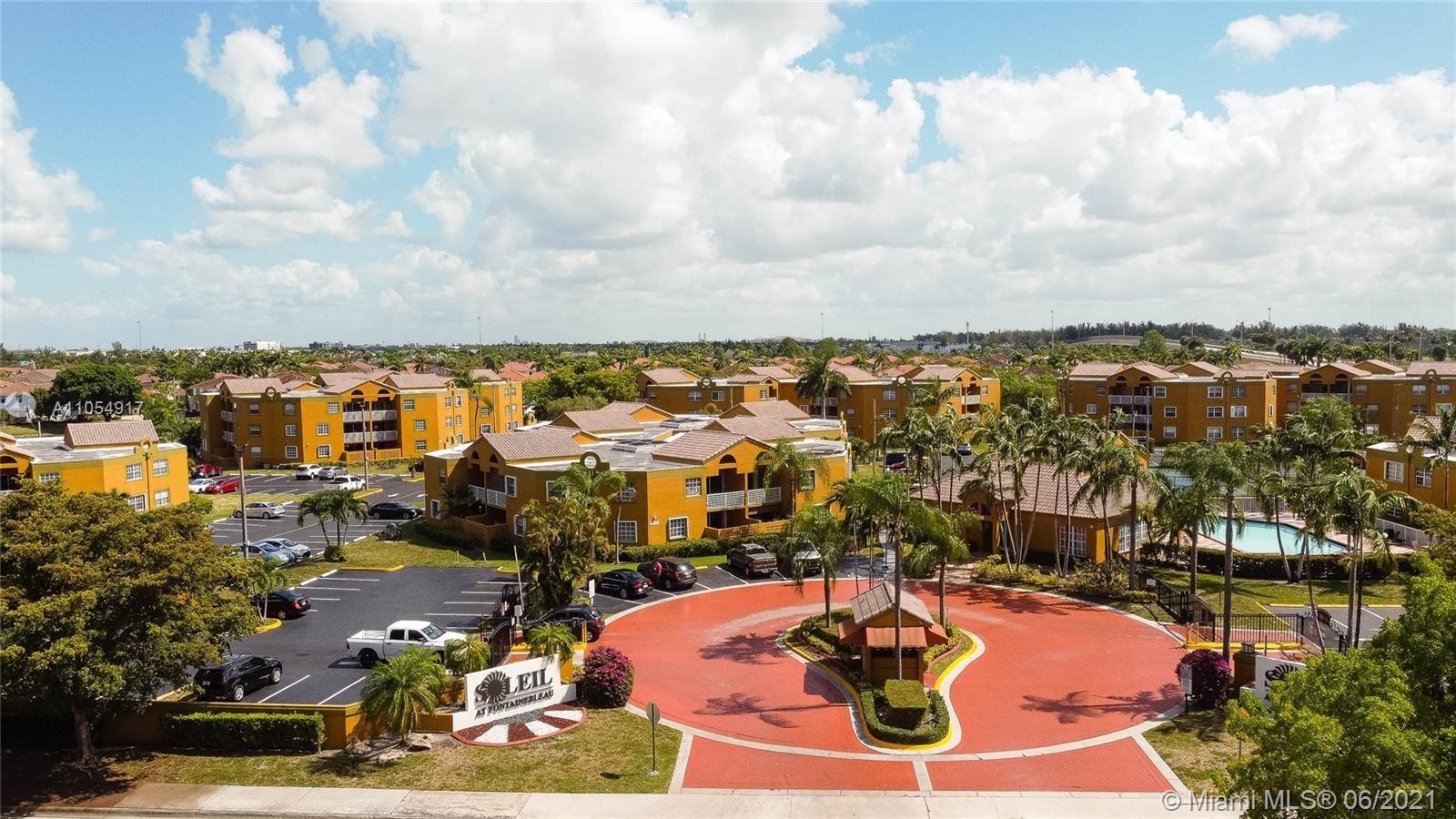 9701 Fontainebleau Blvd #C107, Miami, FL 33172 - #: A11054917