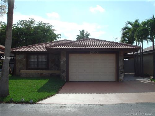 Photo of 1200 SW 136th Pl, Miami, FL 33184 (MLS # A10951918)
