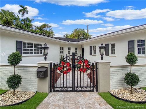 Photo of 605 Blue Rd, Coral Gables, FL 33146 (MLS # A10972918)