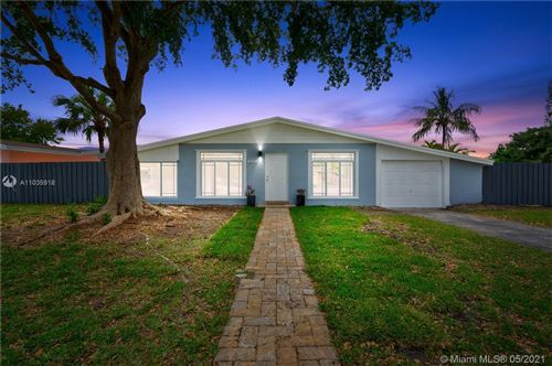 Photo of 9265 Martinique Dr, Cutler Bay, FL 33189 (MLS # A11035918)