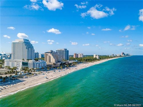 Photo of 551 N Fort Lauderdale Beach Blvd #R1810, Fort Lauderdale, FL 33304 (MLS # A11101918)