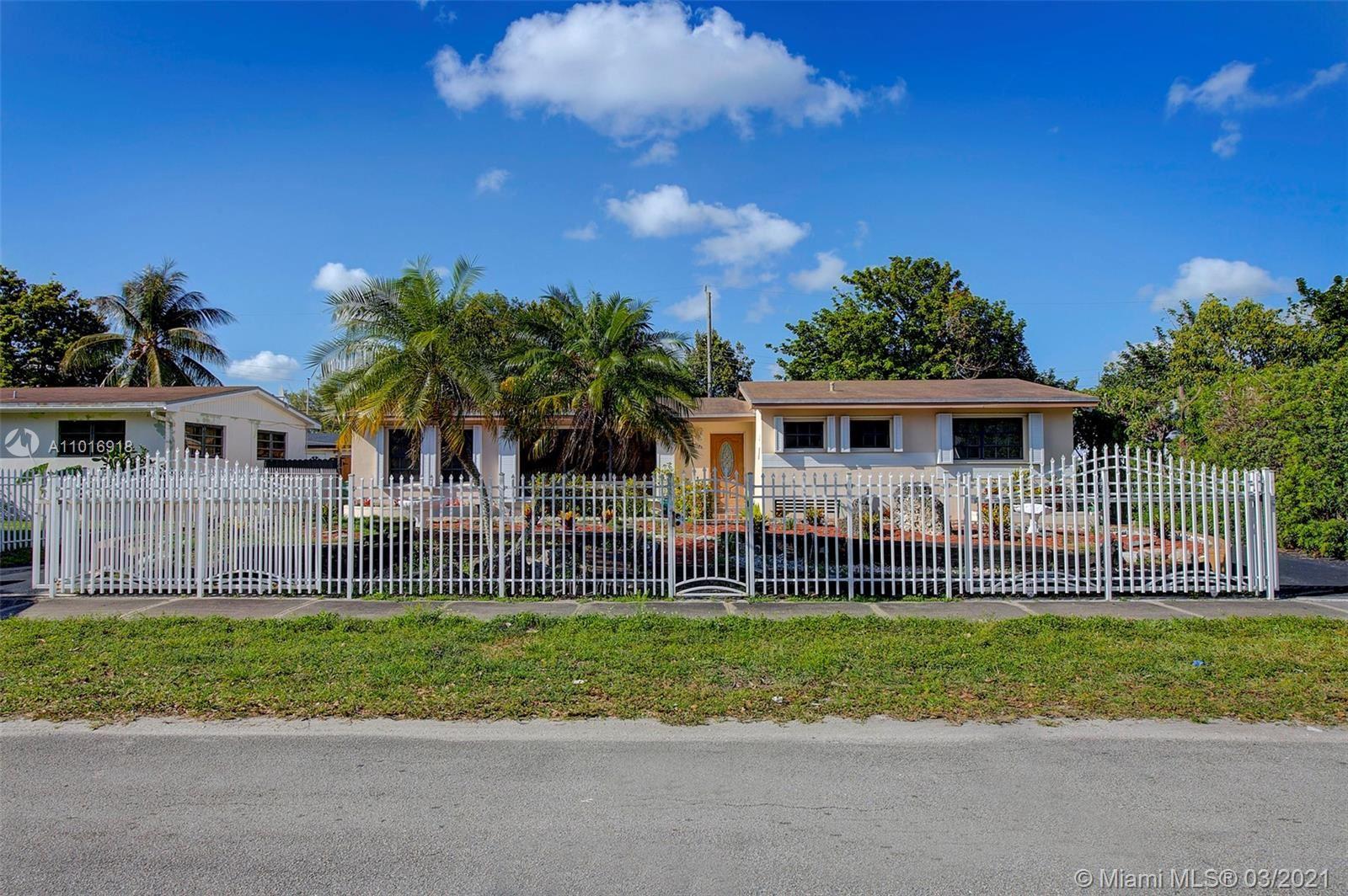 1145 NW 185th Ter, Miami Gardens, FL 33169 - #: A11016918